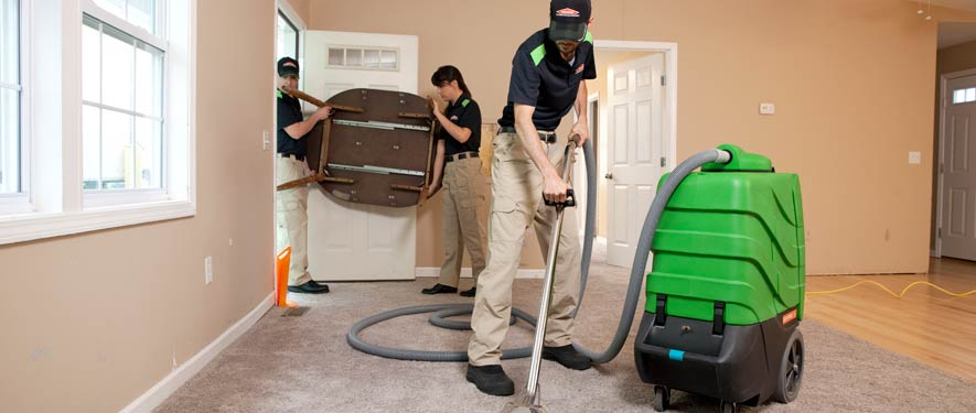 Compton, CA residential restoration cleaning